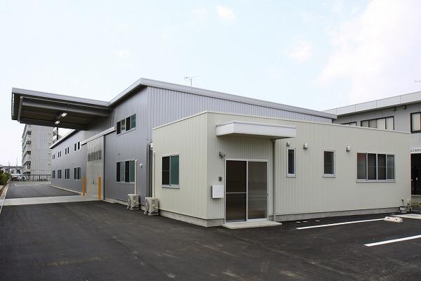 (株)尾川研磨様事業所併設工場建設工事