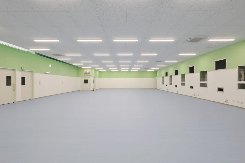 ㈱ミケン様田原工場建設工事