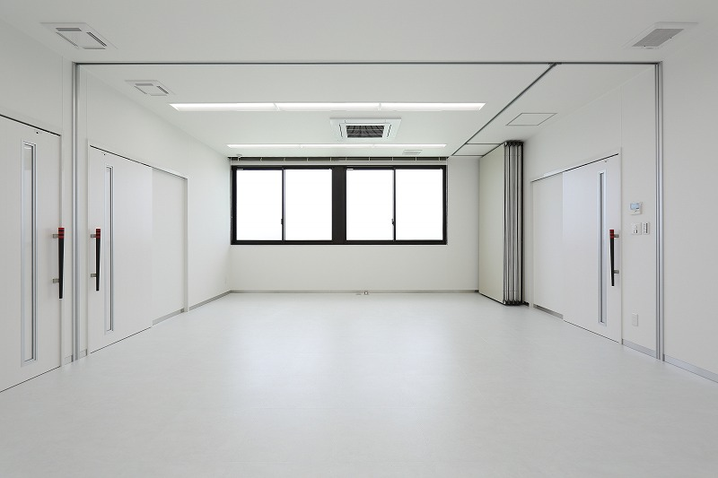 武蔵様新社屋併設お届け料理センター建設工事