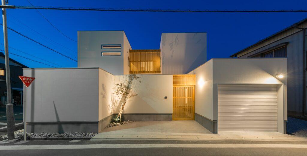 建築家コラボの家 スタイリッシュ和モダン