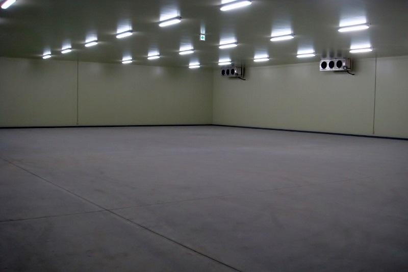 (株)藤城運輸様明海事業所第2冷蔵倉庫建設工事