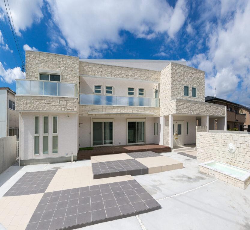 建築家コラボの家 バロック